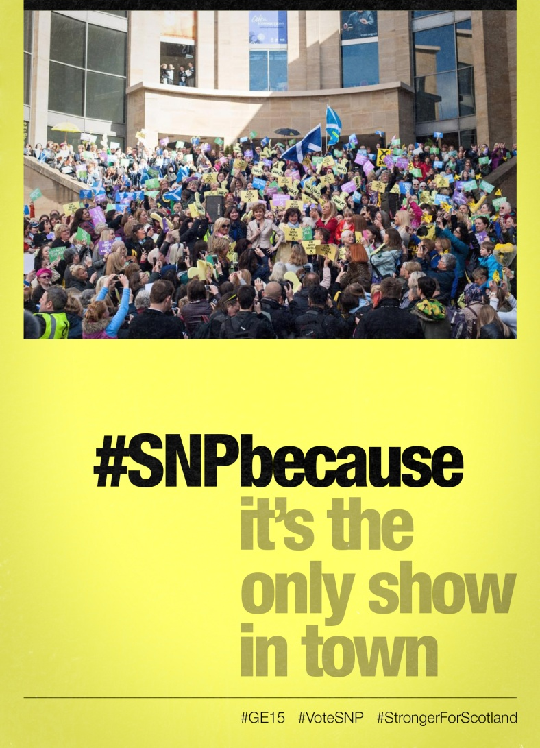 SNPbecause